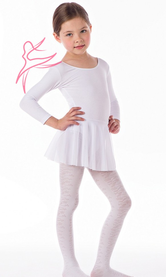 Купить Купальник Белый Для Танцев
